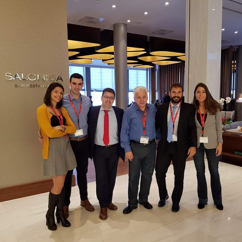 Η ομάδα μας στο 7ο Διεθνές Συνέδριο Μεσογειακής Ορθοπαιδικής Χειρουργικής Κοινότητας