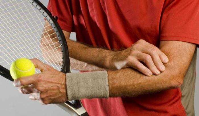 Έξω Επικονδυλίτιδα Αγκώνα  (Tennis Elbow)