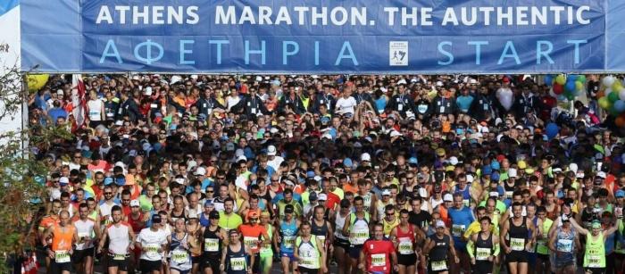 Αυθεντικός Μαραθώνιος Αθήνας, η τελική προετοιμασία και ο αγώνας