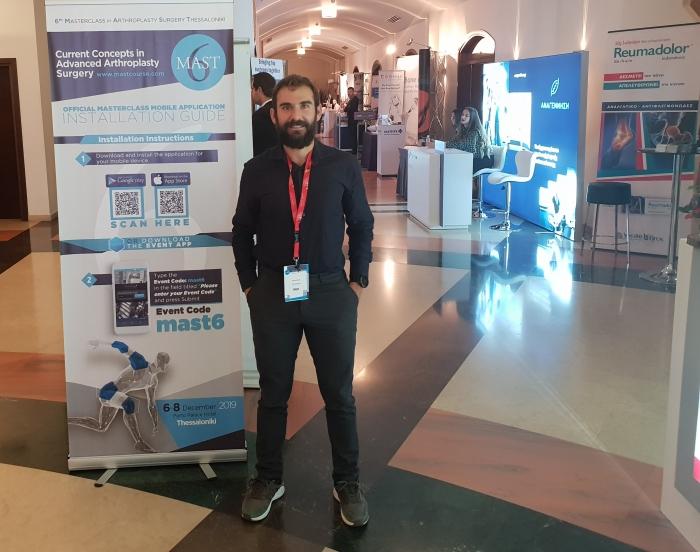 6ο Eξειδικευμένο  Συνέδριο Αρθροπλαστικής στην Θεσσαλονίκη
