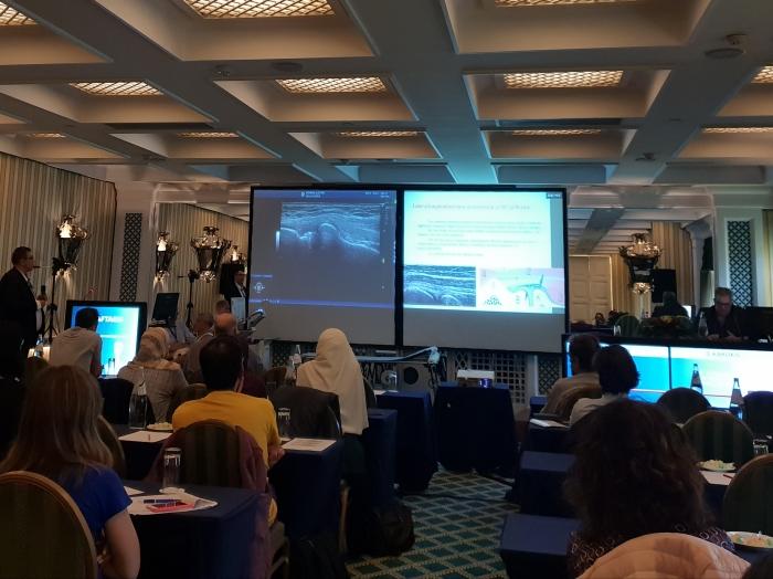 Συμμετοχή στο 6o Διεθνές Σεμινάριο Μυοσκελετικού Υπερήχου